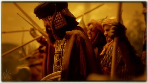 Estreno ayer en La Seminci de «Onyx, Los Reyes del Grial» con Rafa Rojas