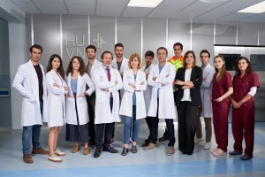 Llega «Hospital Valle Norte» a TVE con Gorka Otxoa