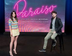 """Gorka Otxoa estrena """"Paraíso"""" en Movistar+"""
