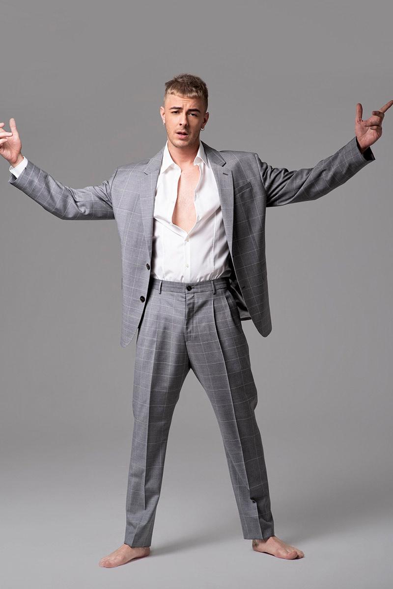 Víctor Palmero - actor - representante MC artistas
